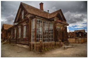 The Cain House, Bodie.