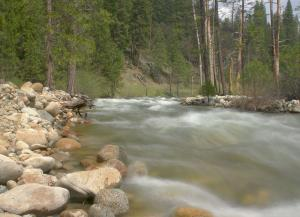 South Fork, Merced River, Yosemite.